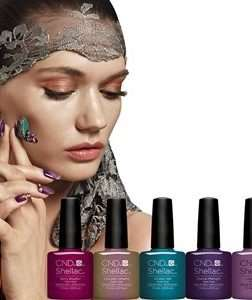 Neglelakering med Shellac i Vejle - Beatriz Lash & Beauty